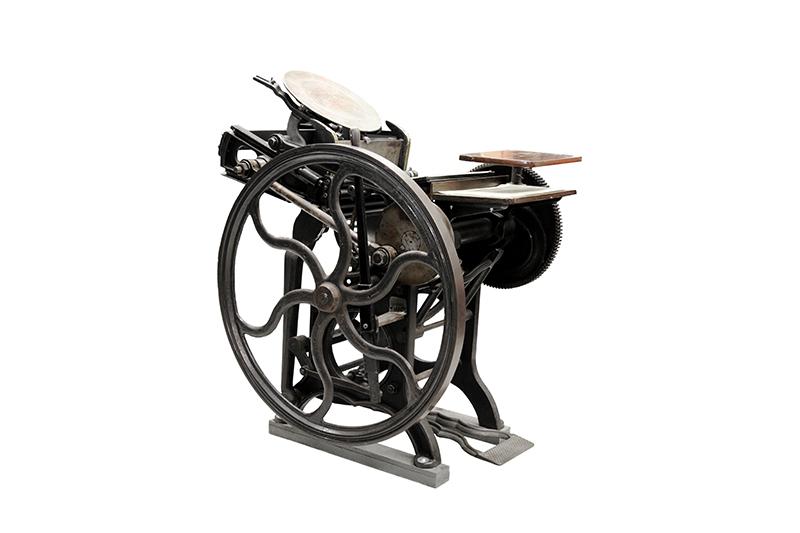 druk letterpress