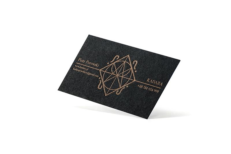 wizytówki jubilera